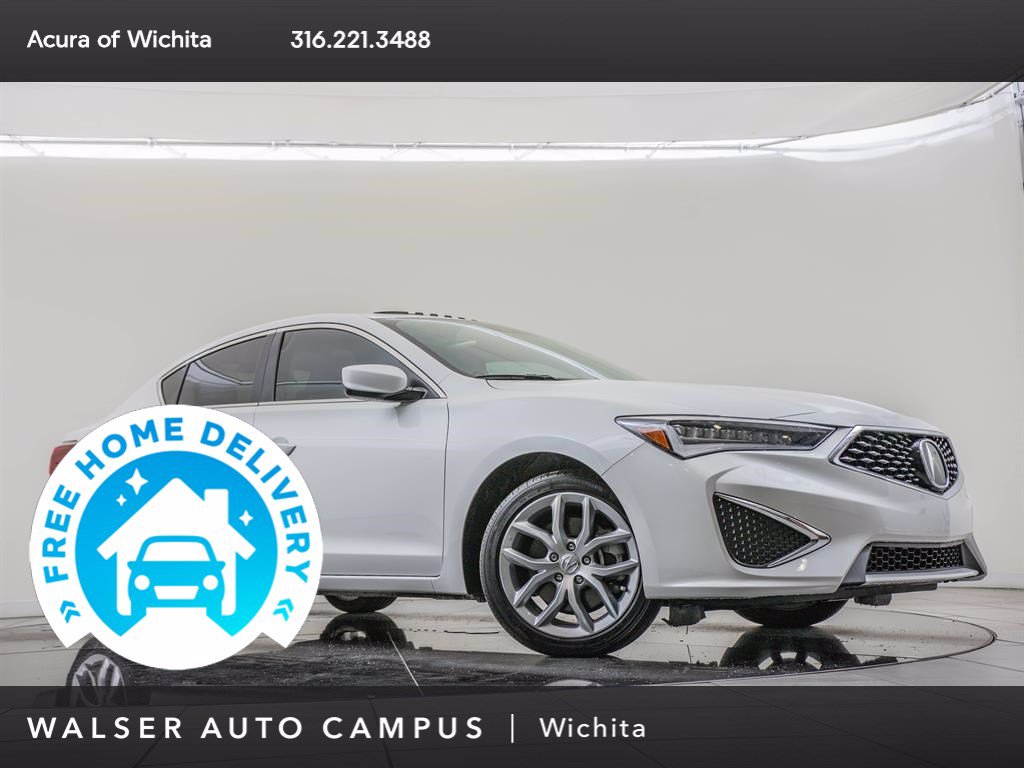 Pre-Owned 2019 Acura ILX Moonroof