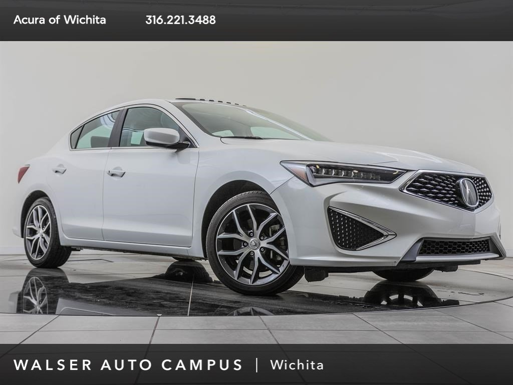 Pre-Owned 2019 Acura ILX Technology Package