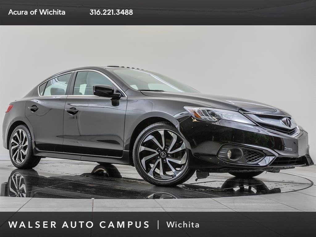 Pre-Owned 2016 Acura ILX Premium, A-SPEC Package