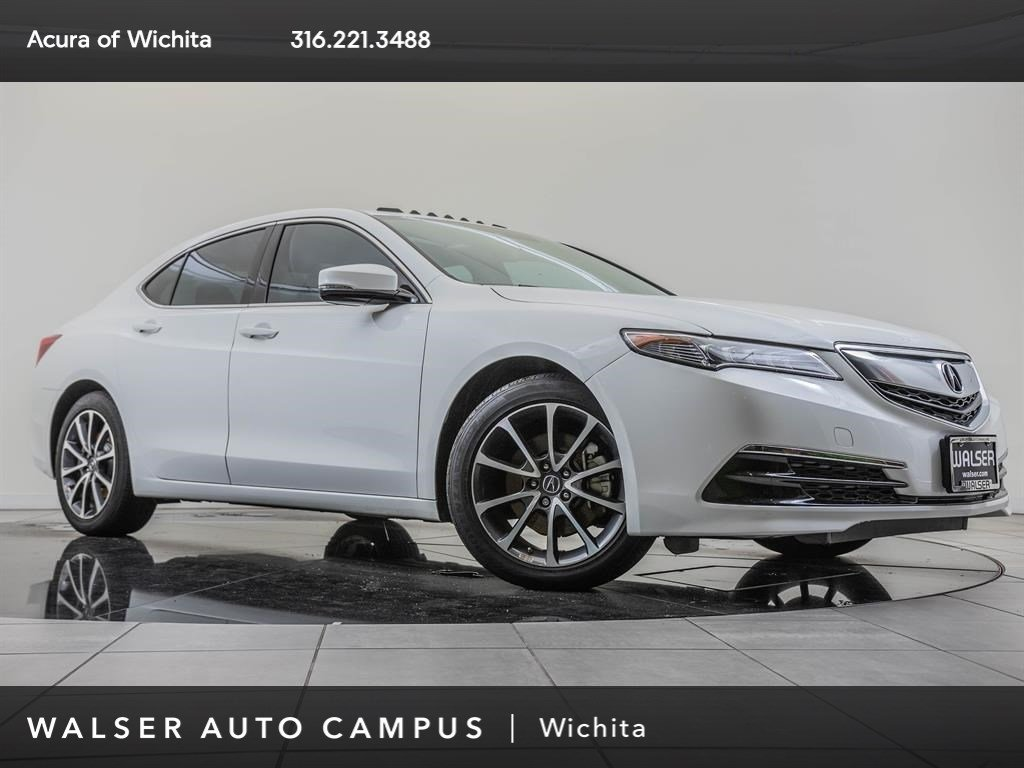 Pre-Owned 2017 Acura TLX Navigation, Technology Package
