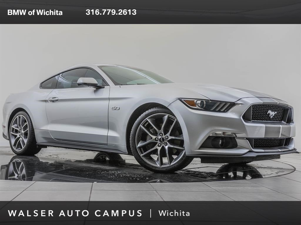 Pre-Owned 2015 Ford Mustang Navigation, Equipment Group 401A Package