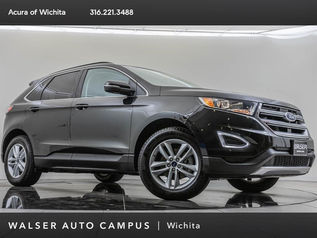 Pre-Owned 2015 Ford Edge
