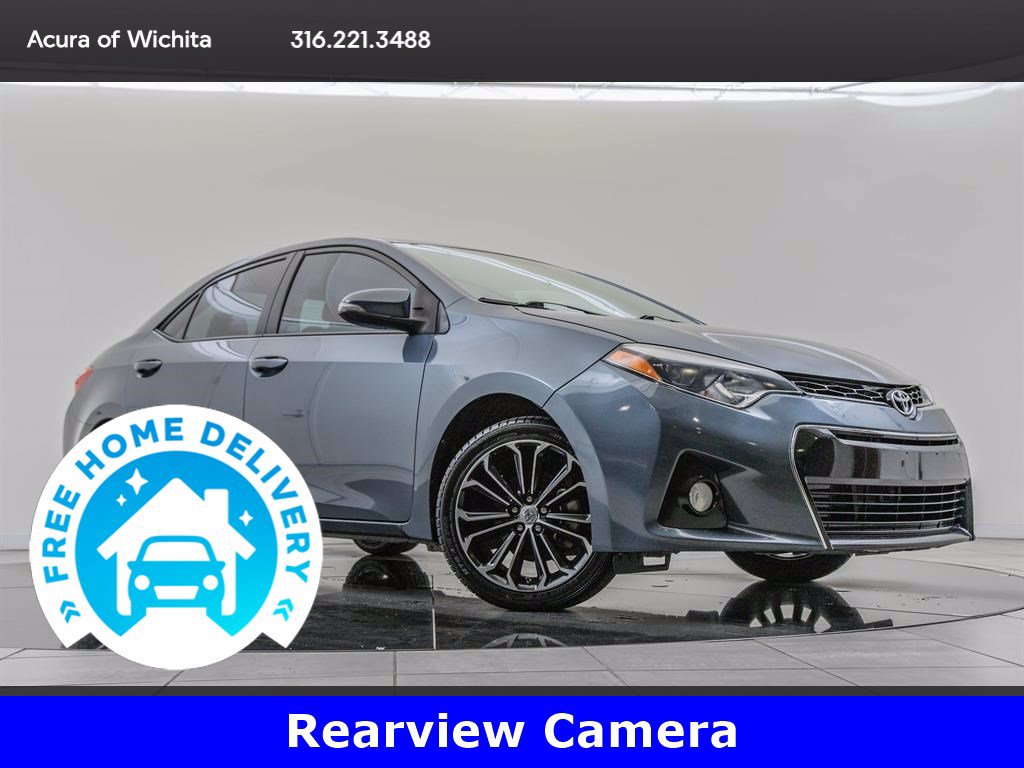 Pre-Owned 2014 Toyota Corolla S Plus Package