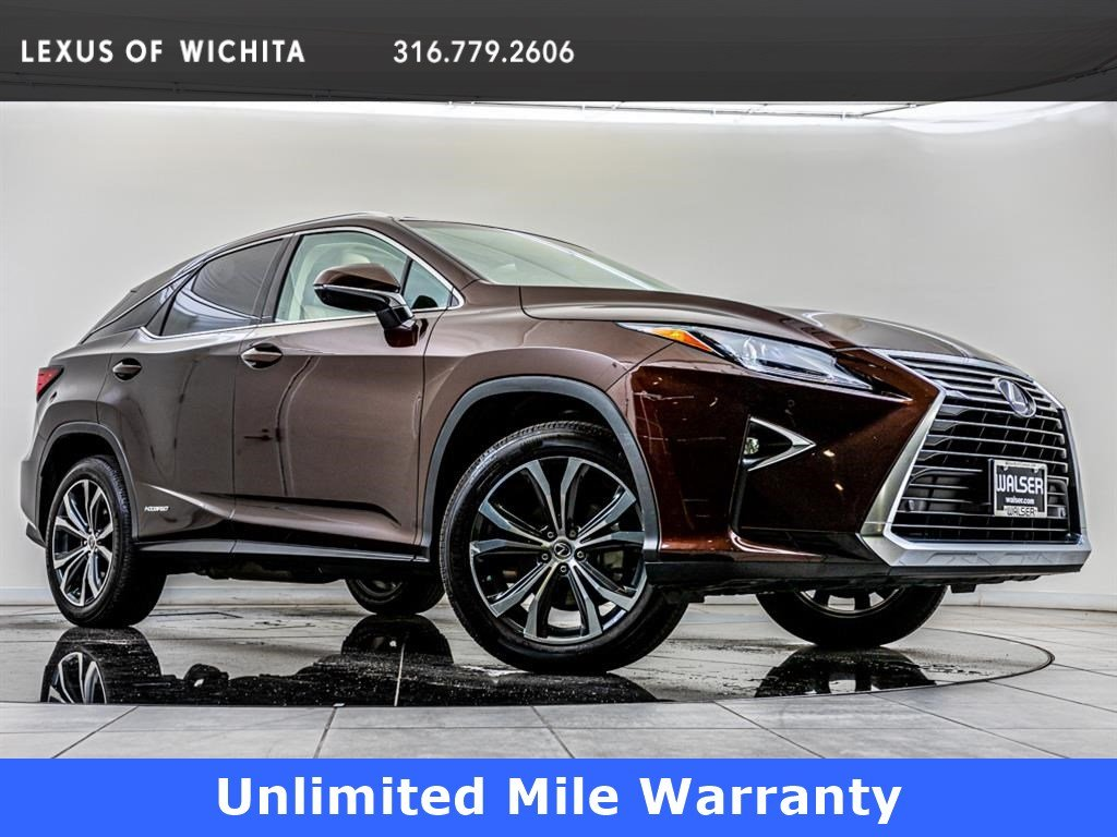Pre-Owned 2017 Lexus RX 450h, Navigation, Factory Wheel Upgrade