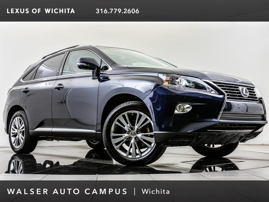 Pre-Owned 2013 Lexus RX 350 Navigation, Exceptionally Maintained