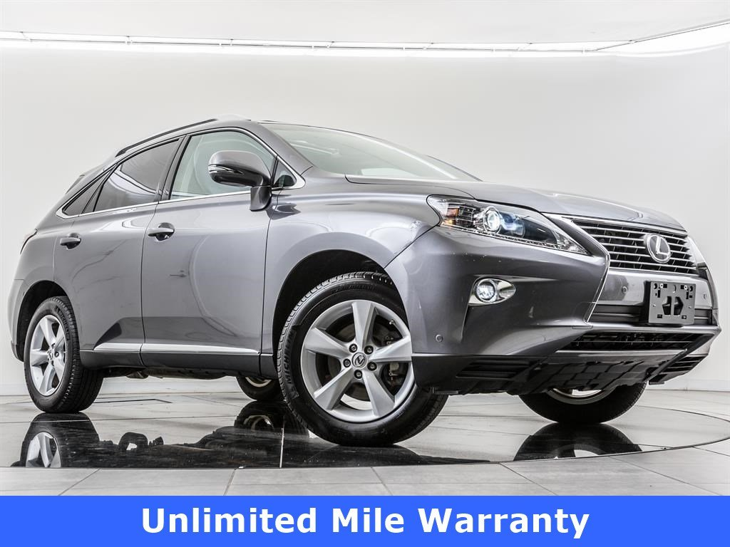 Pre-Owned 2015 Lexus RX 350 L/ Certified, Navigation, Moonroof, Rear