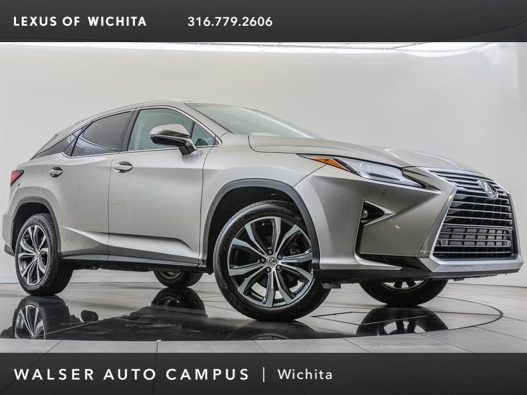 Pre-Owned 2017 Lexus RX Navigation, Factory Wheel Upgrade, Premium Package