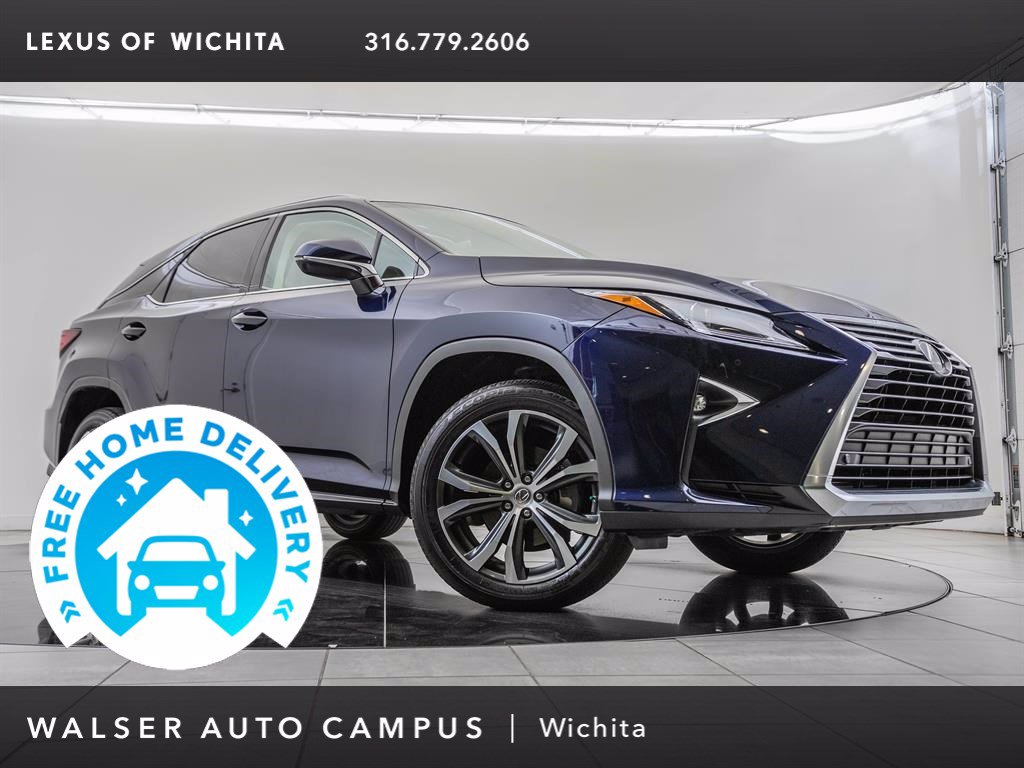 Pre-Owned 2017 Lexus RX 350 Premium Package