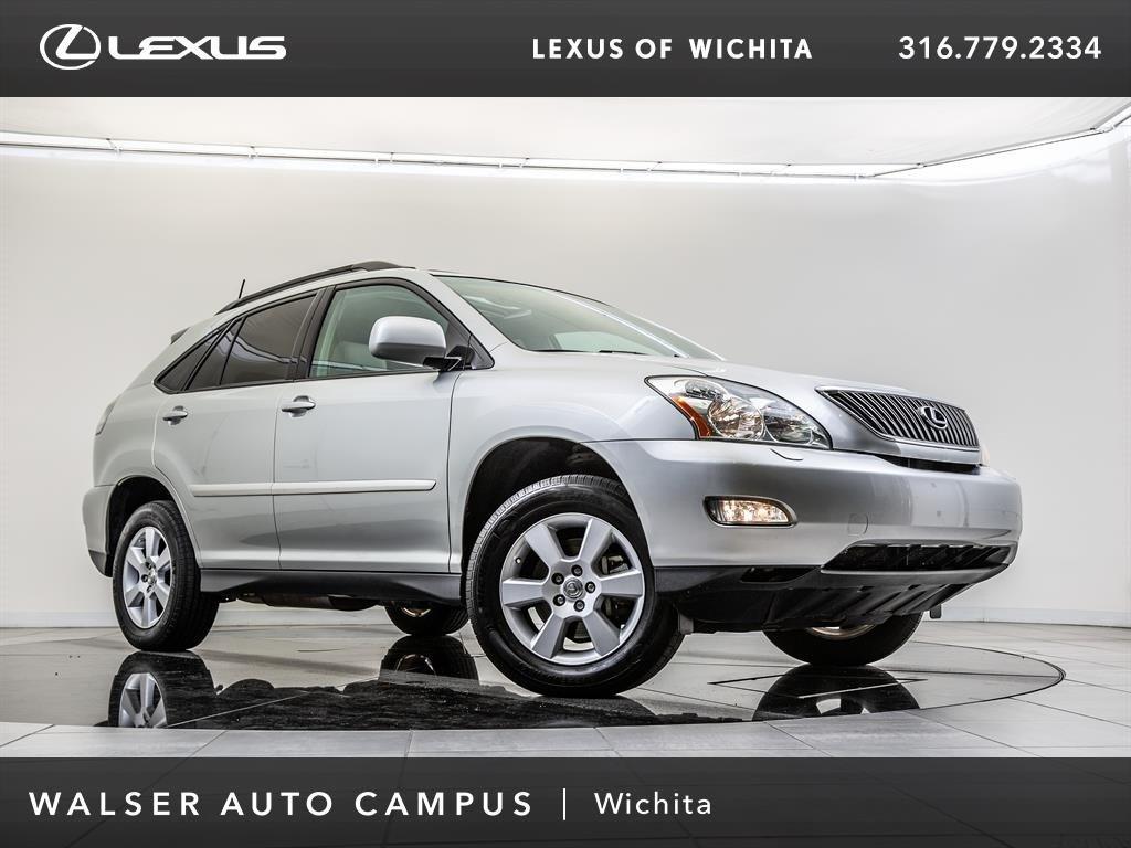 Pre-Owned 2007 Lexus RX 350 Moonroof, Heated Seats, 6-Disc In