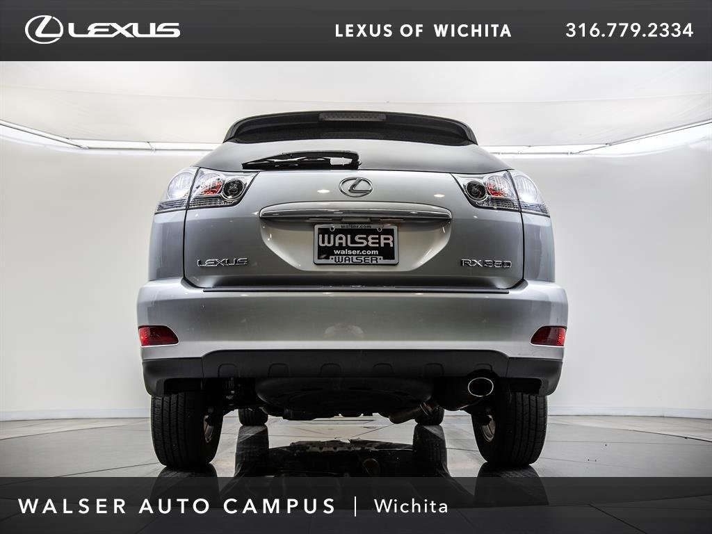 Pre Owned 2007 Lexus Rx 350 Moonroof Heated Seats 6 Disc In Dash Trailer Hitch Wiring Harness For Cd Changer Sport Utility Wichita 54aa941t Mercedes Benz Of