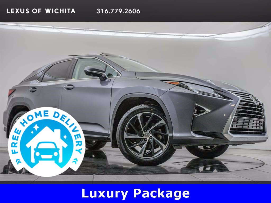 Pre-Owned 2017 Lexus RX 350 Luxury Package