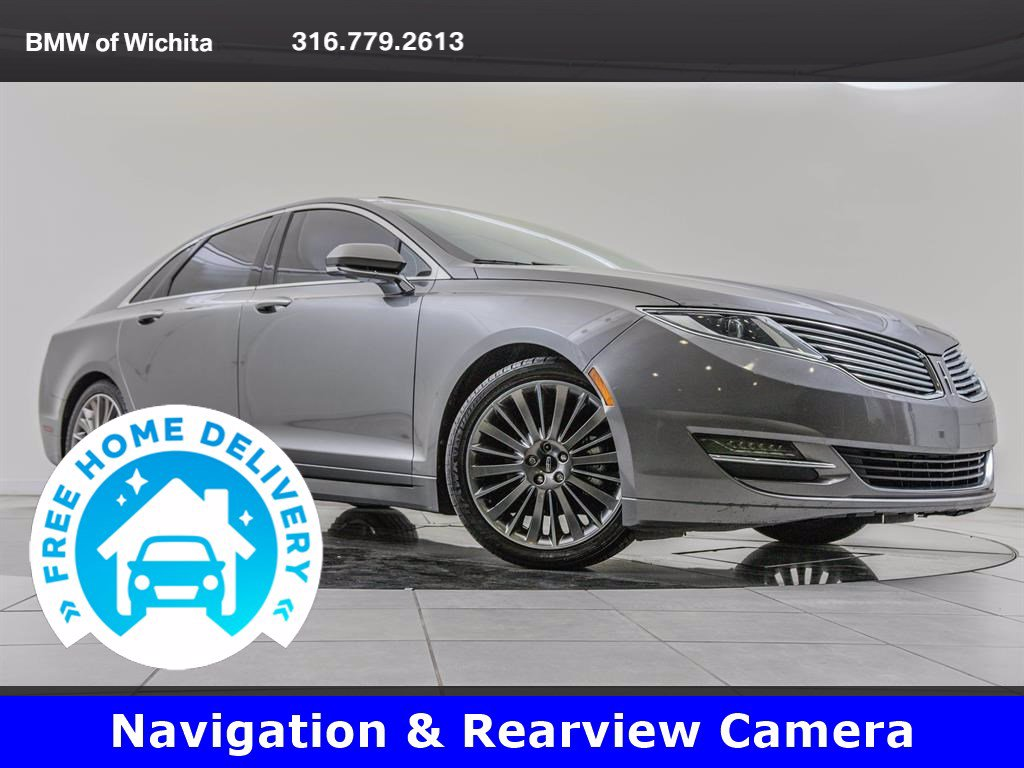 Pre-Owned 2014 Lincoln MKZ Reserve Equipment Group