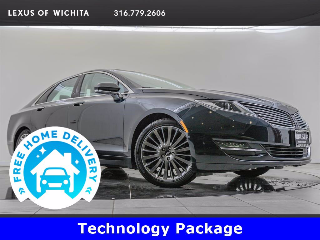 Pre-Owned 2014 Lincoln MKZ Technology Package