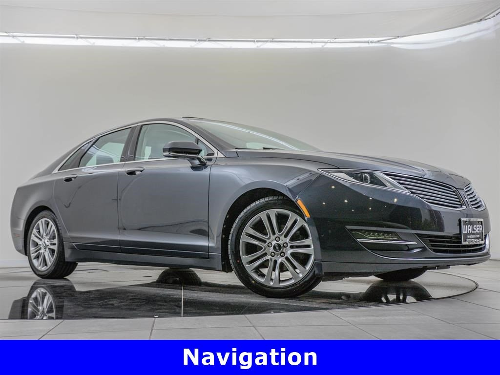 Pre-Owned 2013 Lincoln MKZ Equipment Group