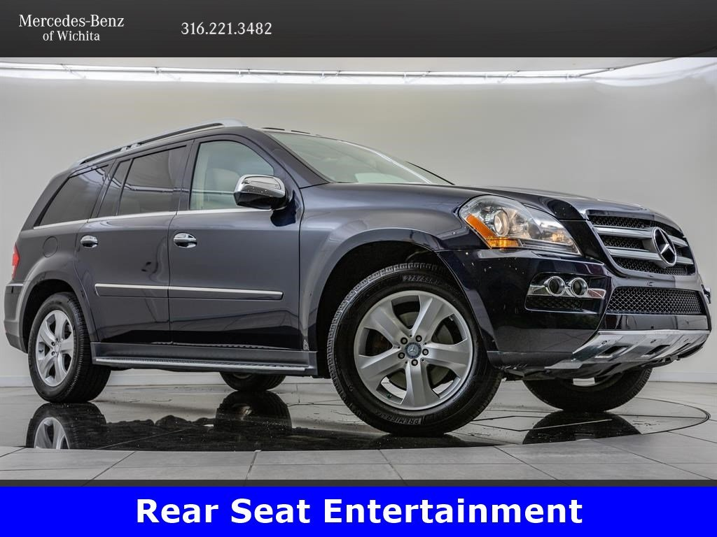 Pre-Owned 2010 Mercedes-Benz GL-Class GL 450 4MATIC®, Rear Seat Entertainment