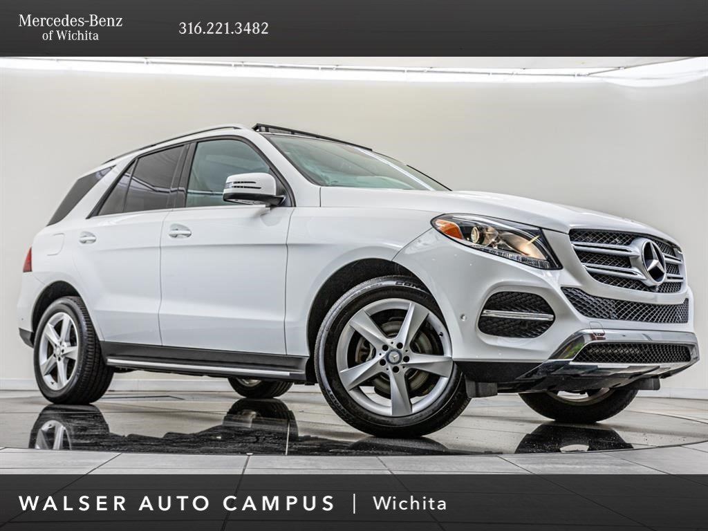 Pre-Owned 2017 MERCEDES-BENZ LIGHT TRUCK GLE350 GLE 350 4MATIC