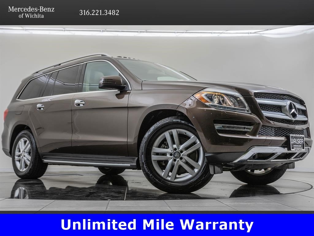 Pre-Owned 2016 MERCEDES-BENZ LIGHT TRUCK GL450 GL 450 4MATIC