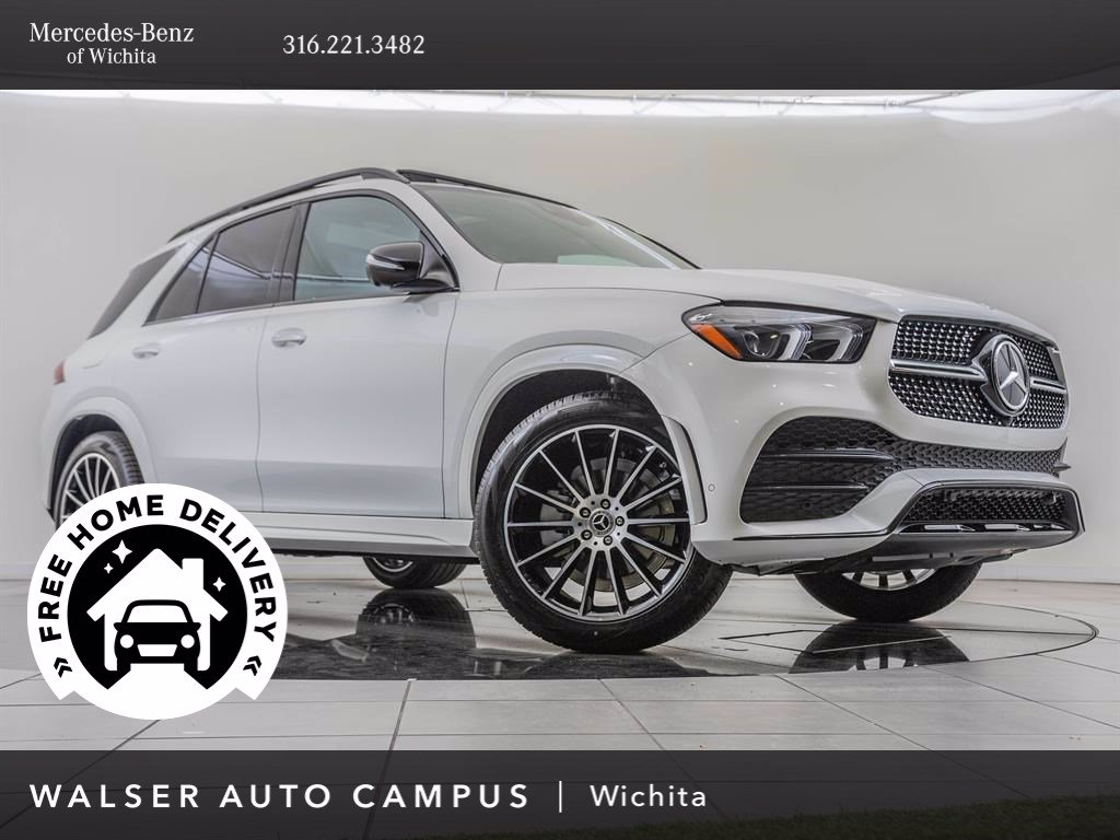New 2021 Mercedes-Benz GLE 350 4MATIC SUV