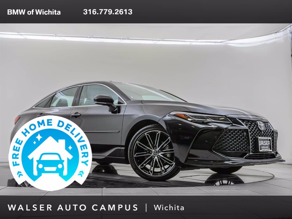 Pre-Owned 2019 Toyota Avalon Advanced Safety Package