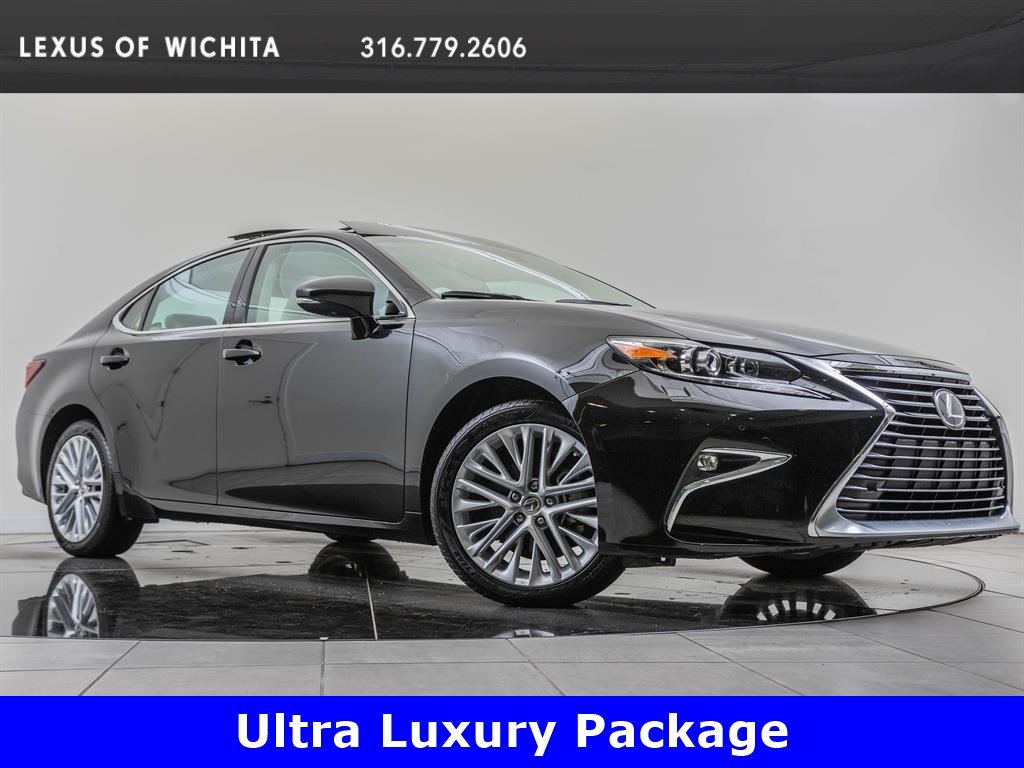 Pre-Owned 2017 Lexus ES 350 Ultra Luxury Package, Navigation