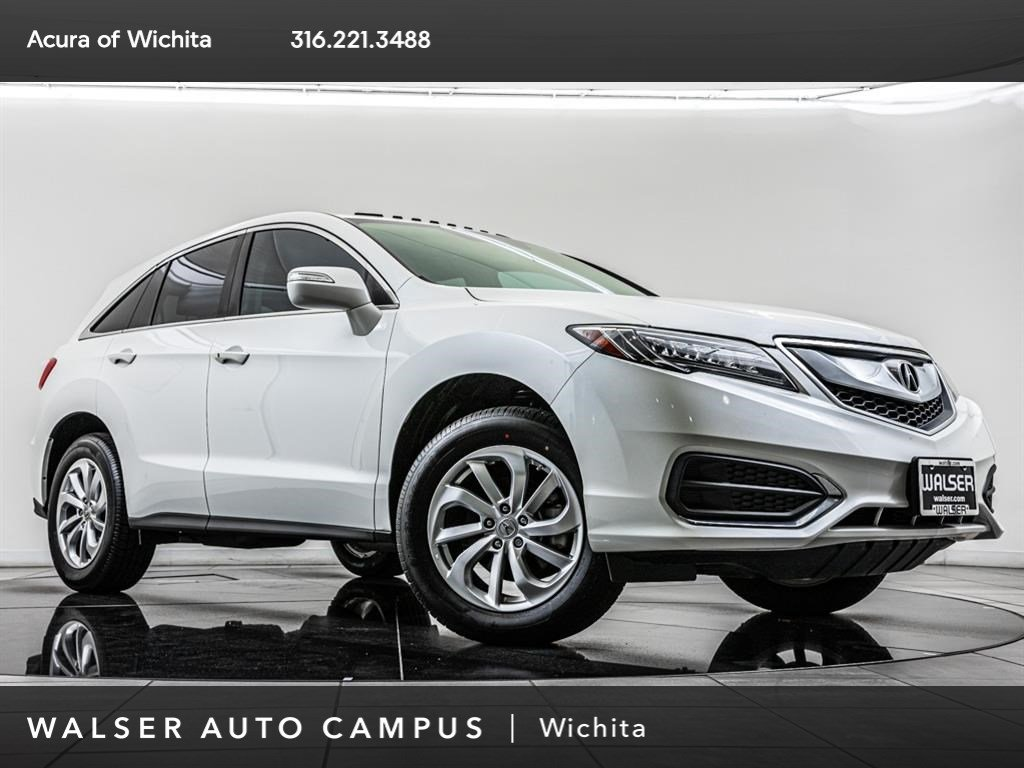 Pre-Owned 2017 Acura RDX 1-Owner
