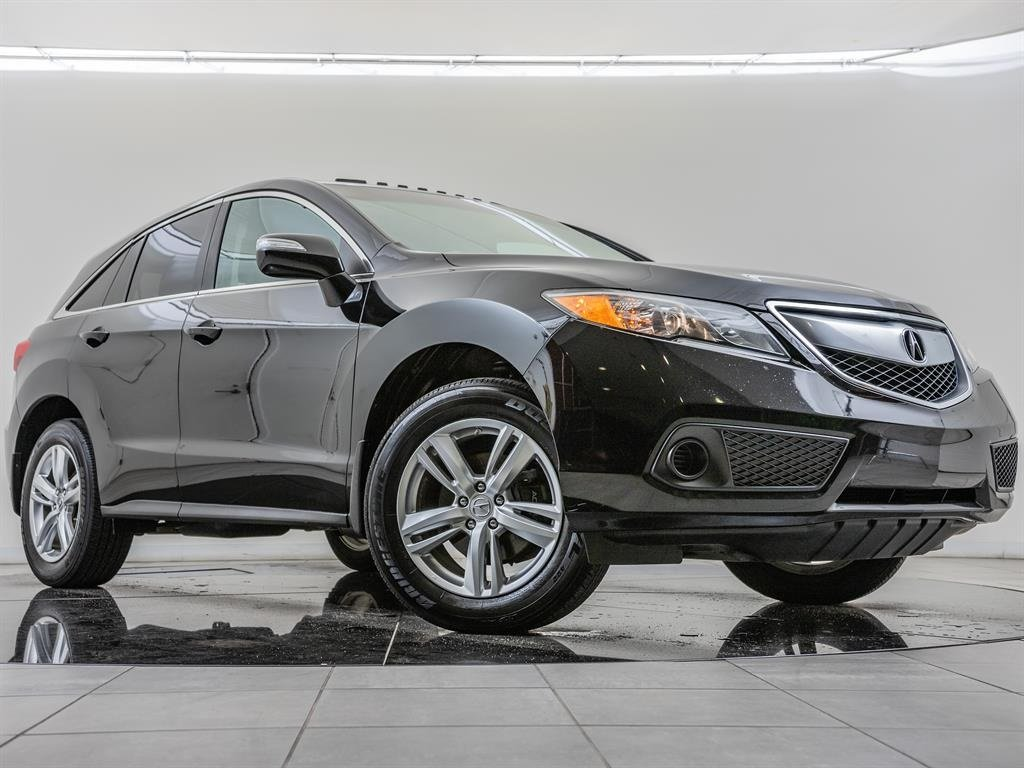 Pre-Owned 2014 Acura RDX Local Car