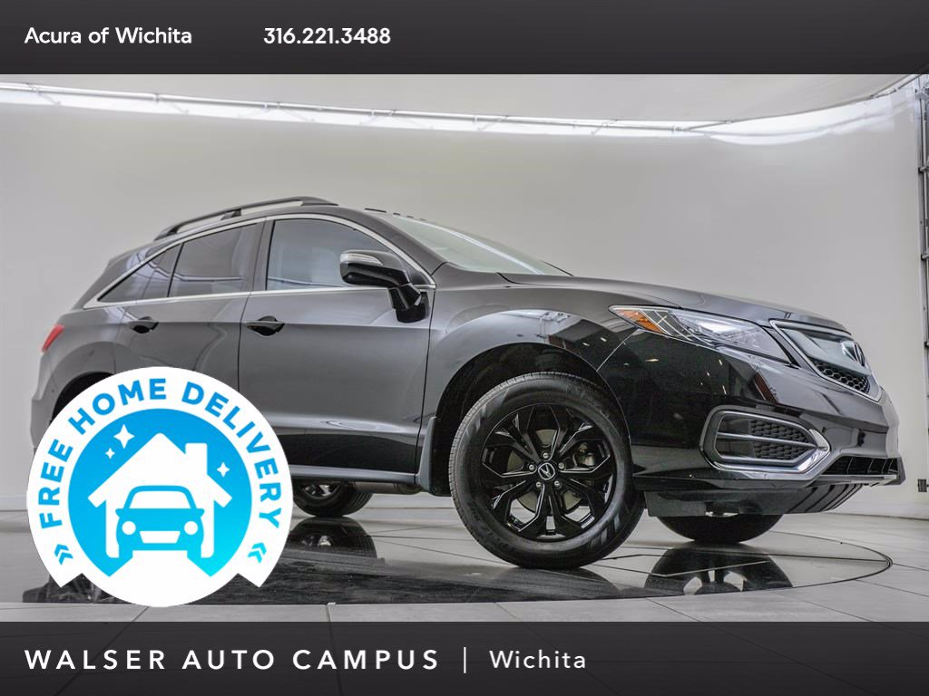 Pre-Owned 2018 Acura RDX Moonroof
