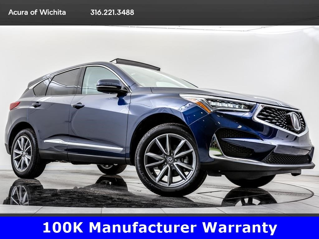 Pre Owned 2019 Acura Rdx Sh Awd W Technology Package With Navigation Awd