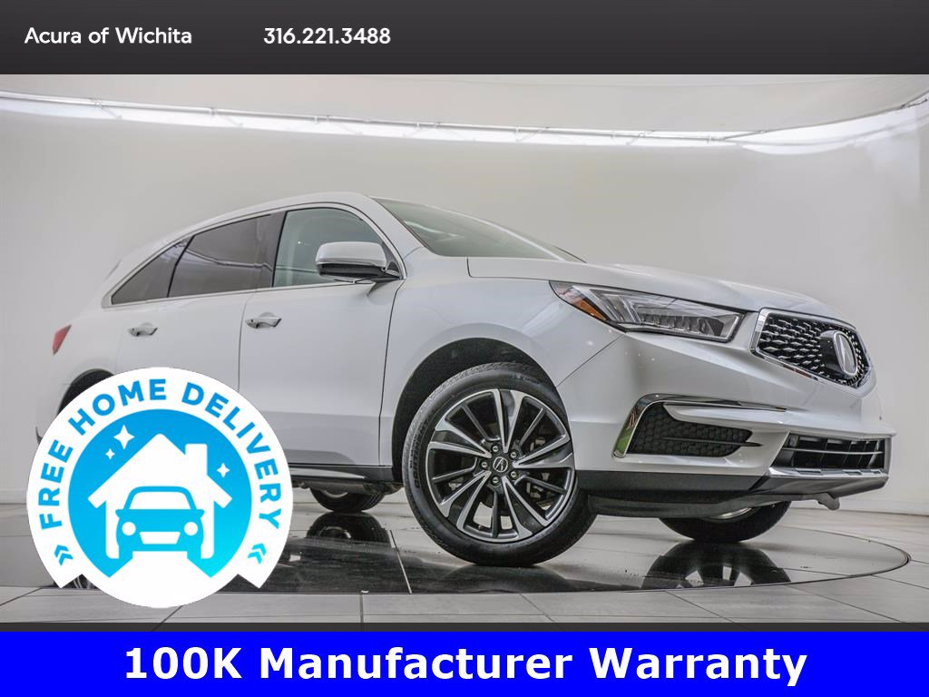Pre-Owned 2020 Acura MDX Technology Package