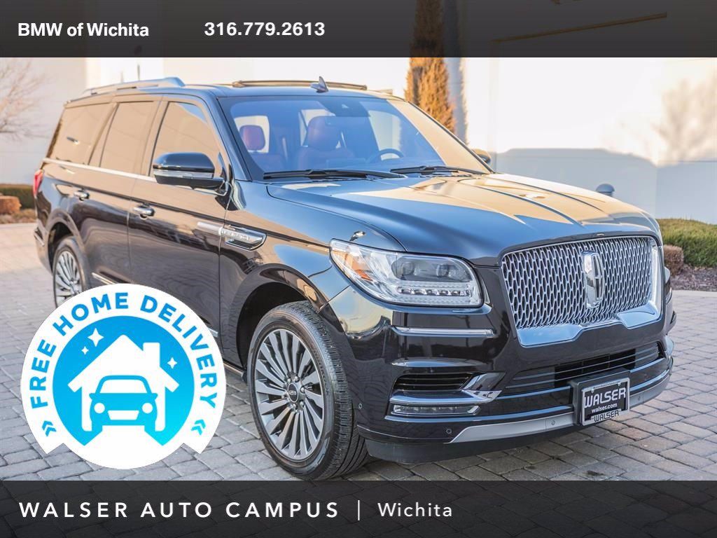 Pre-Owned 2019 Lincoln Navigator Equipment Group