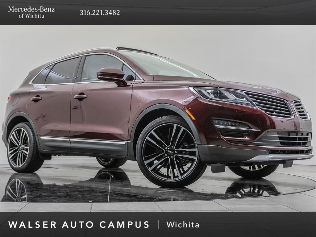 Pre-Owned 2018 Lincoln MKC Reserve, Factory Wheel Upgrade