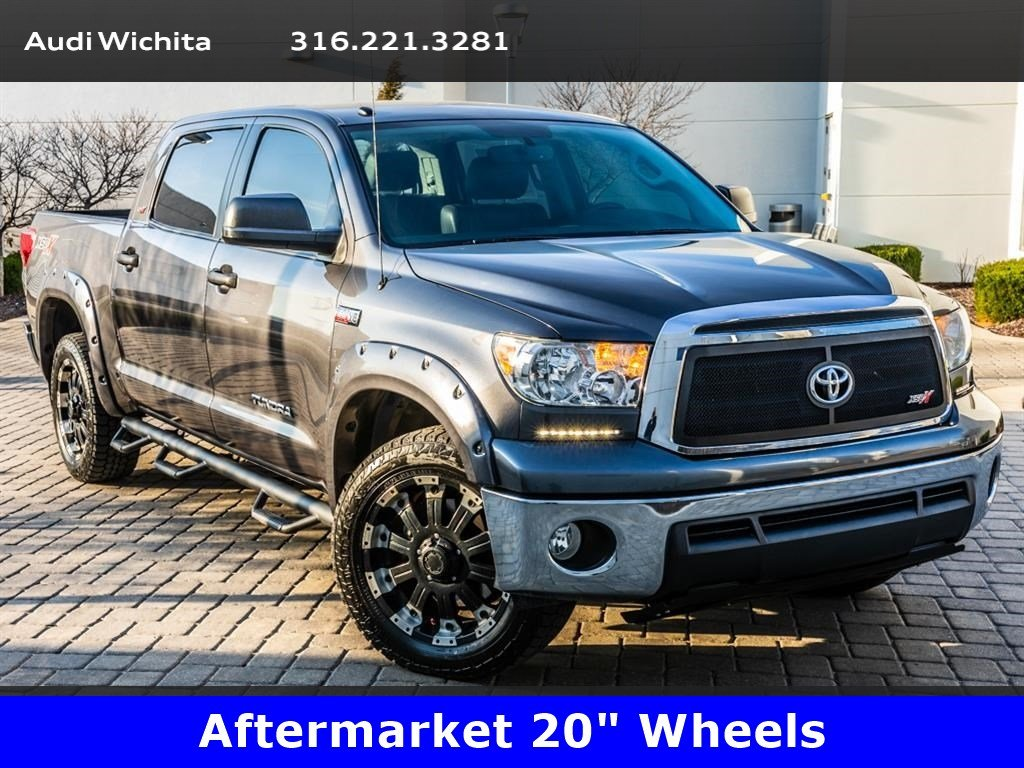 Pre-Owned 2013 Toyota Tundra 4WD Truck Tundra