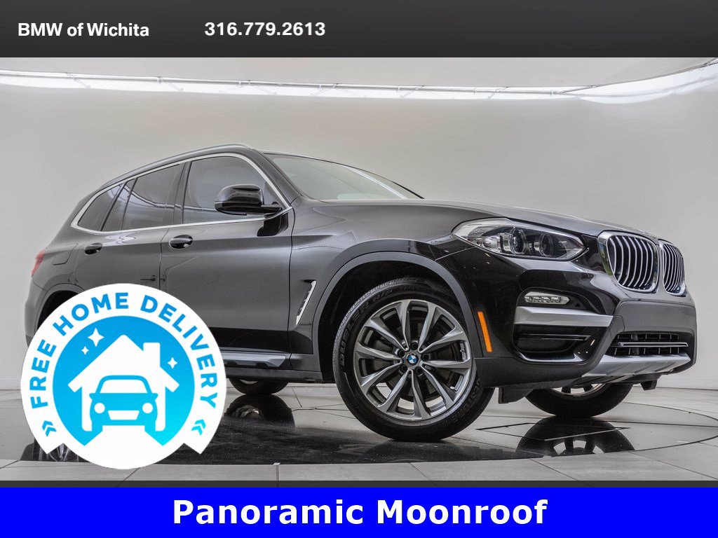 Pre-Owned 2018 BMW X3 Premium Package