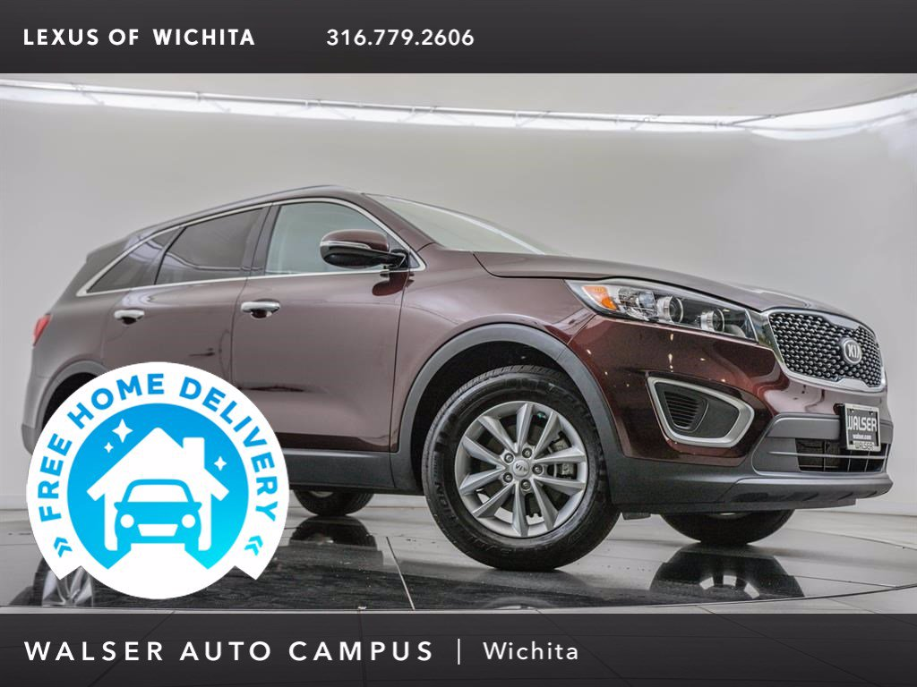 Pre-Owned 2016 Kia Sorento Convenience Package
