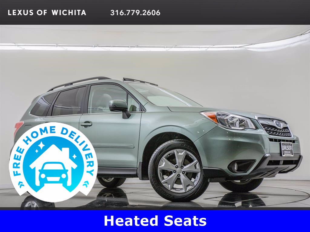 Pre-Owned 2014 Subaru Forester Touring