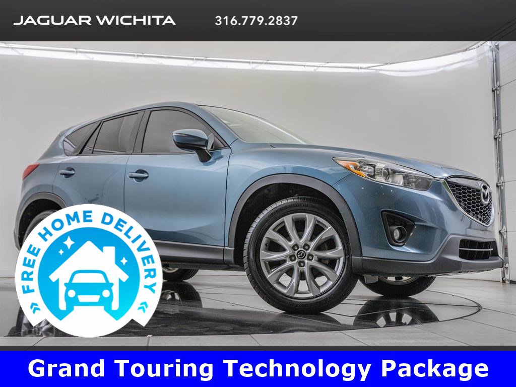 Pre-Owned 2015 Mazda CX-5 Grand Touring Technology Package