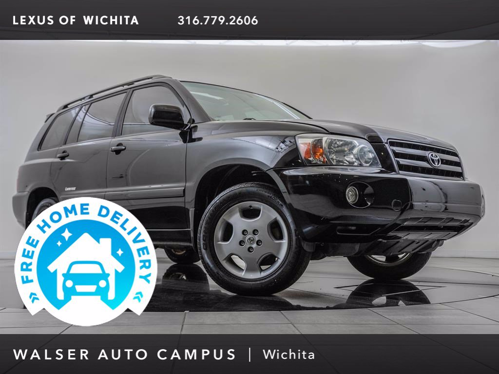 Pre-Owned 2006 Toyota Highlander Limited Package