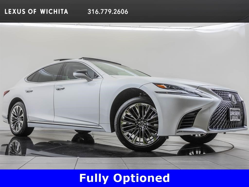 Pre-Owned 2018 Lexus LS 500 Luxury Package, Factory Wheel Upgrade