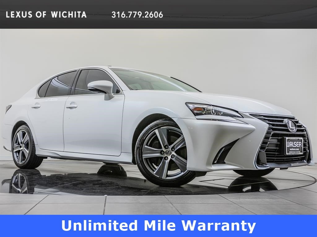 Pre-Owned 2016 Lexus GS 200t Navigation, Premium Package, Factory Wheel Upgrade