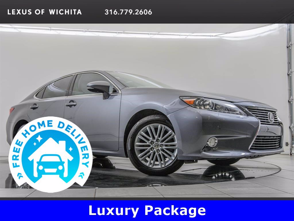 Pre-Owned 2013 Lexus ES 350 Luxury Package