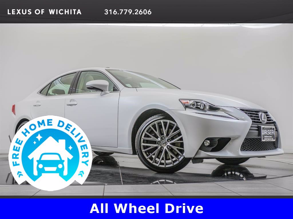Pre-Owned 2016 Lexus IS 300 Premium Package