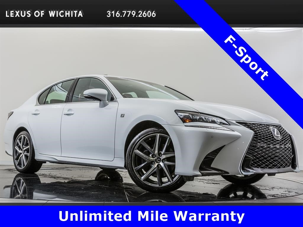 Pre-Owned 2018 Lexus GS 350 F Sport, Navigation