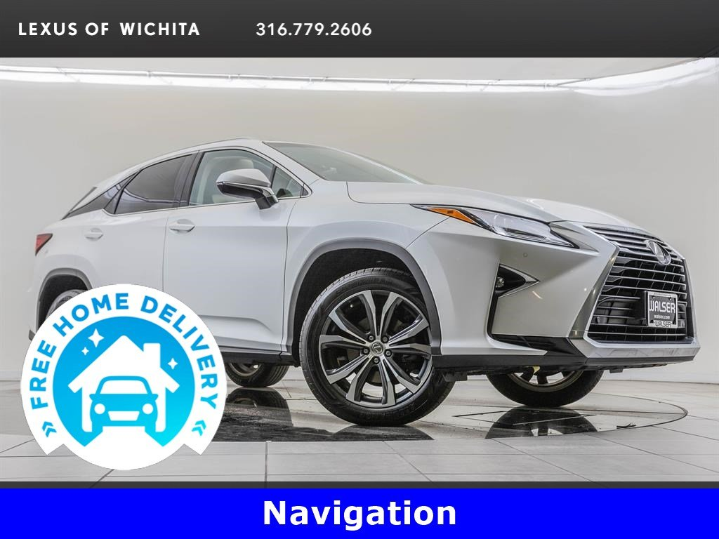Pre-Owned 2017 Lexus RX 350 Factory Wheel Upgrade, Navigation, Premium Package