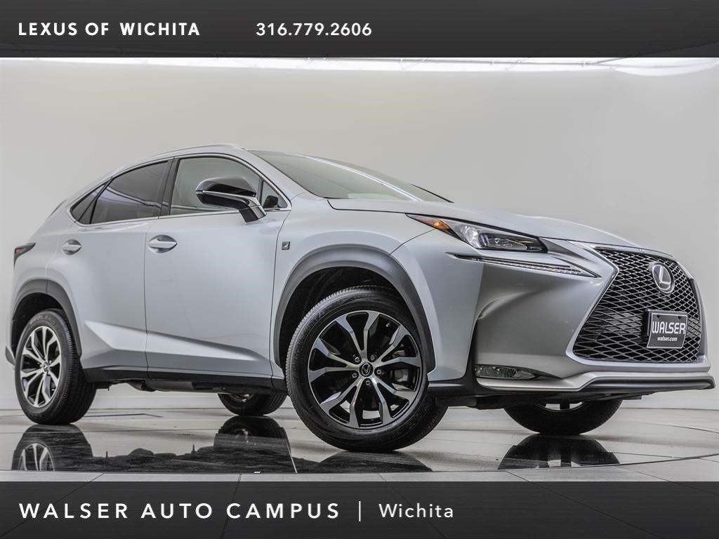 Pre-Owned 2017 Lexus NX F-Sport, Navigation