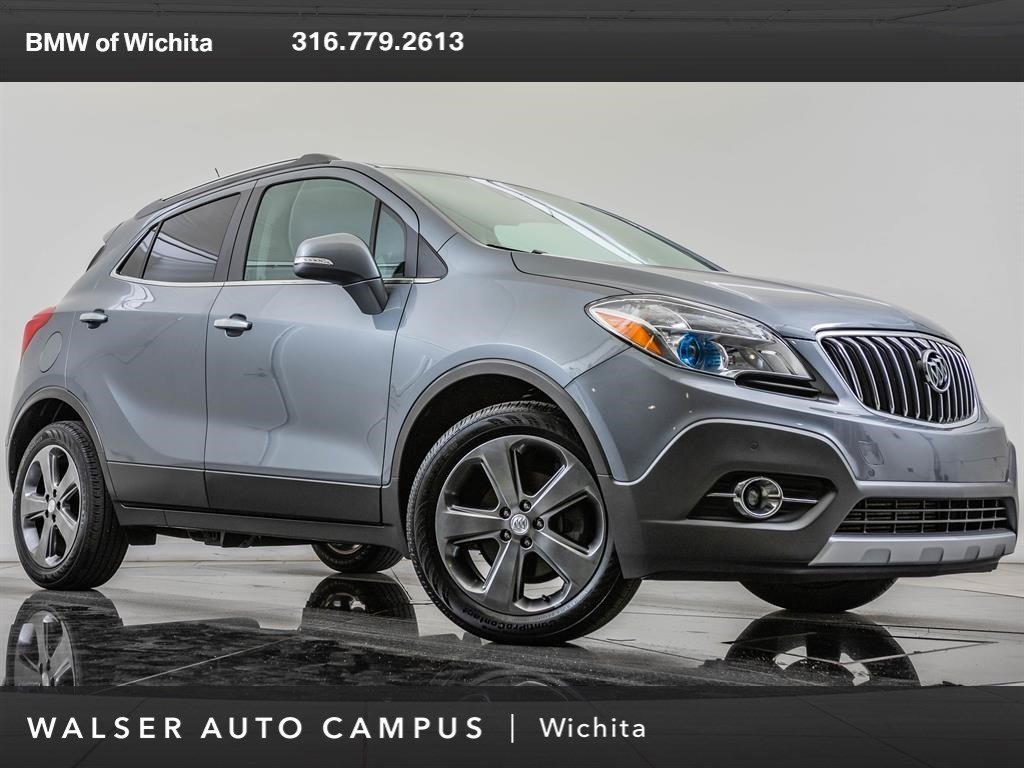 Pre-Owned 2014 Buick Encore Premium, 1-Owner