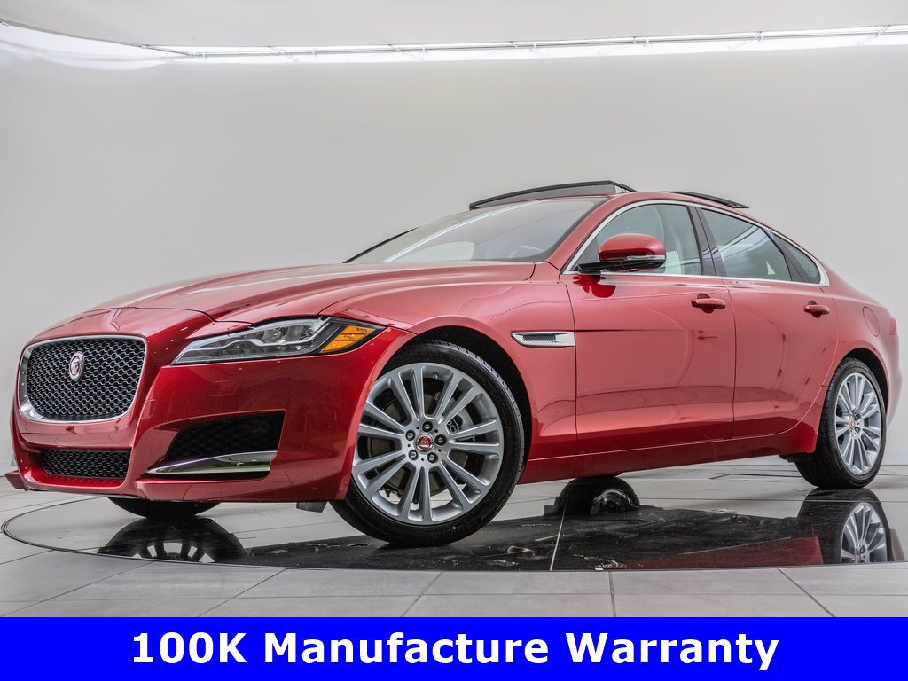 Pre-Owned 2020 Jaguar XF Vision Assist Package