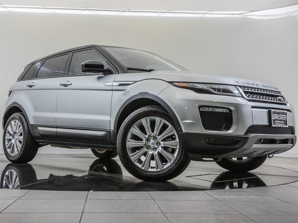 Pre-Owned 2018 Land Rover Range Rover Evoque HSE, Luxury Seating Package