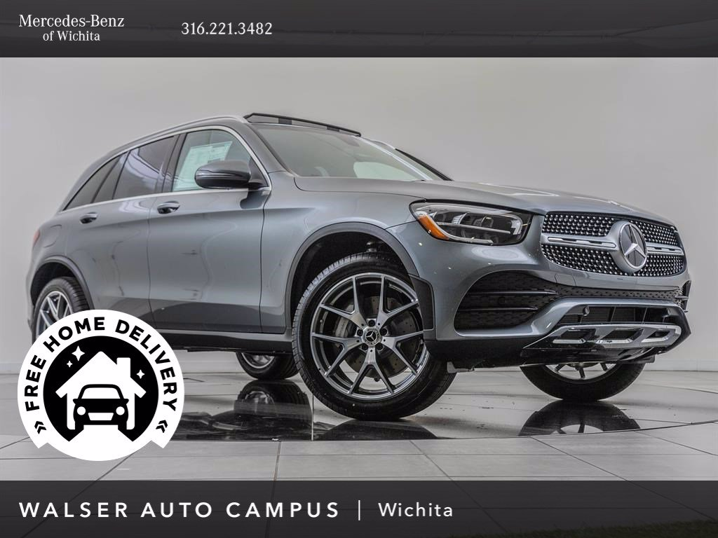 New 2020 Mercedes-Benz GLC 300 4MATIC SUV