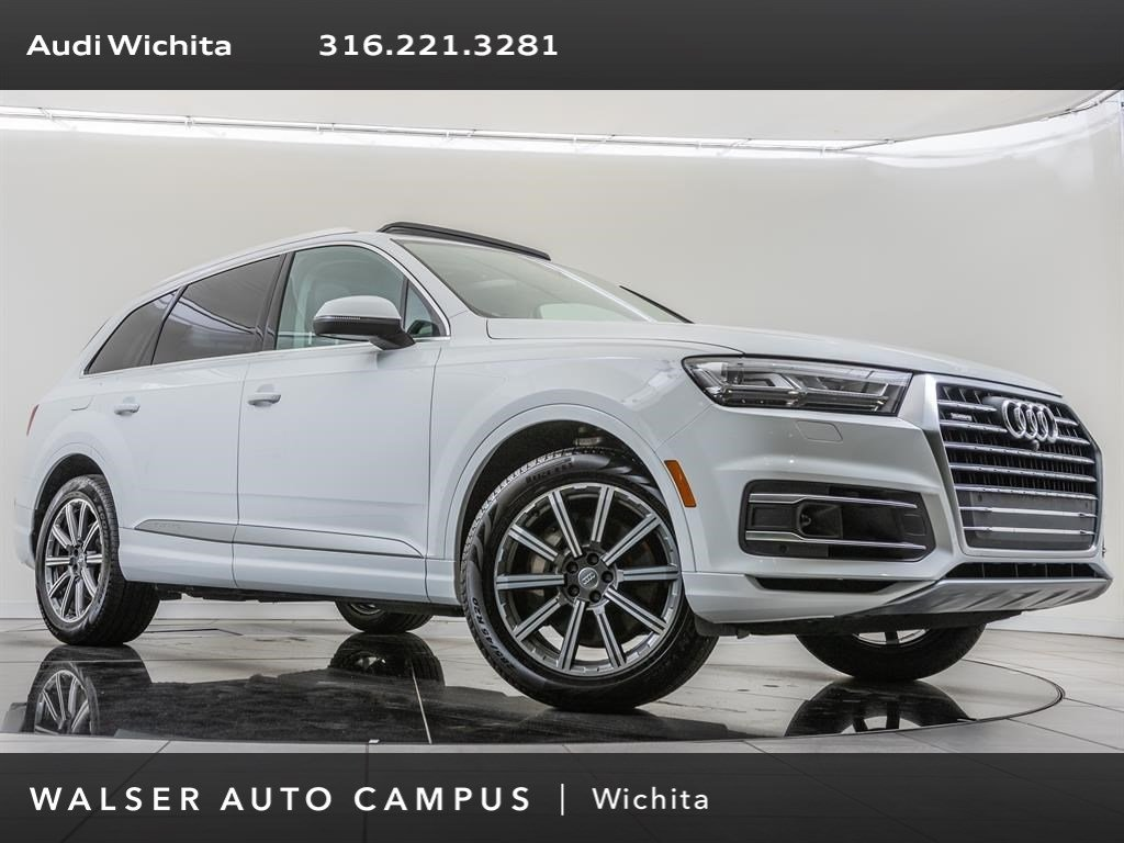 Pre-Owned 2017 Audi Q7 3.0T Prestige quattro, Driver Assistance Package