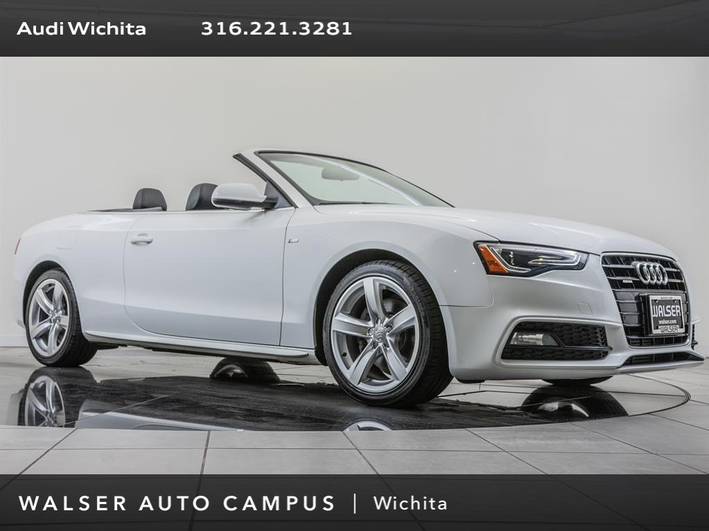 Pre-Owned 2016 Audi A5 2.0T Premium quattro, 18-Inch Wheels